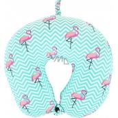Albi Travel pillow Flamingos