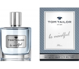 Tom Tailor Be Mindful Man Eau De Toilette Spray 50ml