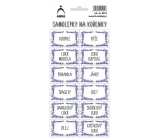 Arch Archives Stickers for Lavender Groats - replenishment of the base of the kitchen (rice, sugars, ...) 0415