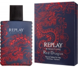 Replay Signature Red Dragon Eau de Toilette 50 ml