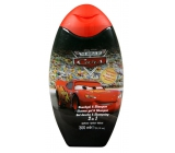 Disney Cars shampoo and shower gel for children 300 ml