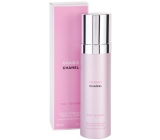 Chanel Chance Eau Tendre body mist spray for women 100 ml