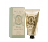 Panier des Sens Almonds luxury nourishing hand cream 75 ml