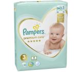 Pampers Premium Care 3 Midi 6-10 kg diaper panties 80 pieces