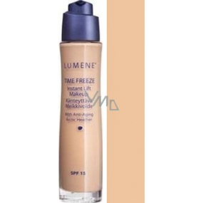 Lumene Time Freeze SPF15 make-up with lifting effect 04 Peach Beige 30 ml