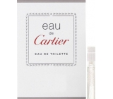 Cartier Eau de Cartier eau de toilette unisex 1,5 ml with spray, Vialka