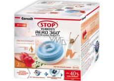 Ceresit Stop vlhkosti Aero 360 Energická síla ovoce náhradní tablety 2 x 450 g
