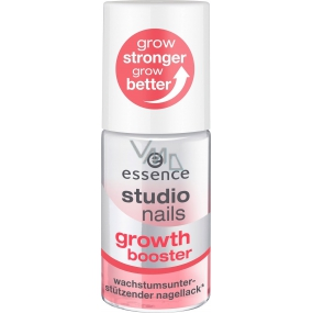 Essence Studio Nails Growth Booster lacquer for nail growth 8 ml