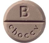 Bomb Cosmetics Choccy aromatherapy shower tablet 1 piece