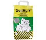 Zverlit Litter ecological pink for cats super fine lumpy 6 kg