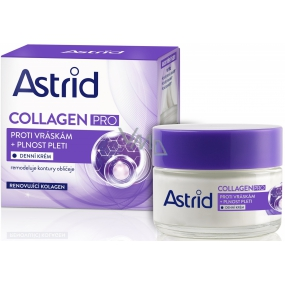 Astrid Collagen Pro Anti Wrinkle + Full Skin Day Cream 50 ml