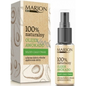 Marion Eco Avokado 100% natural organic oil for hair, skin and body, skin firming 25 ml
