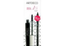 Artdeco Set Mascara All In One + Pencil Eye Liner Soft Black