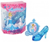 Disney Princess Cinderella Glass Slipper Cinderella slipper eau de toilette for children 30 ml + pendant, gift set