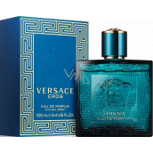 Versace Eros Eau de Parfum perfumed water for men 100 ml