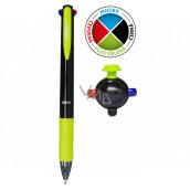 Spoko 4click ballpoint pen 4 colors 0.5 mm