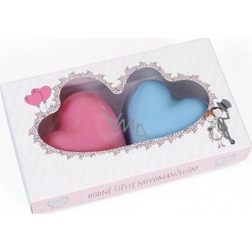 Albi Wedding Wedding soaps in the shape of a heart 130 g