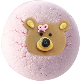 Bomb Cosmetics Teddy Bear - Bear Necessities Sparkling ballistic bath 160 g