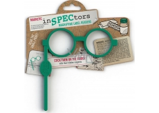 If Inspectors Magnifier with magnet Magnifying glasses Green 168 x 6 x 138 mm
