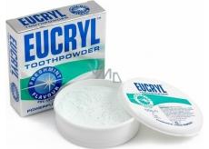 Eucryl Toothpowder Freshmint Flavour zubní prášek k odstranění skvrn 50 g
