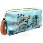 BJ cosmetic bag NKT 005 Round