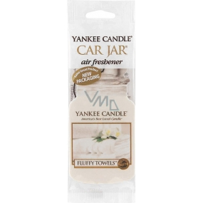 Yankee Candle Fluffy Towels - Fluffy Towels Fragrant Paper Tag 12 g