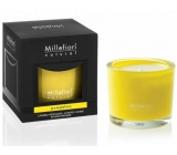 Millefiori Natural Pompelmo - Grep Scented candle Voní 30 - 60 hours180 g