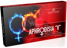 Aphrodisia V for women 10 capsules 0873