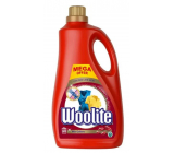 Woolite Mix Color washing gel for colored laundry maintains a color intensity of 60 doses of 3.6 l