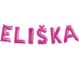 Albi Inflatable name Eliška 49 cm