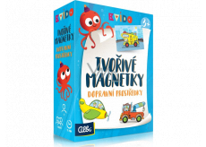 Albi Kvído Creative magnets Transport recommended age 3+