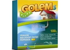 Bio Golem S natural biological product for septic tanks and cesspools 100 g