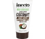 Inecto Naturals Coconut body peeling with pure coconut oil 150 ml
