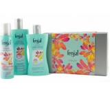Fenjal Vitality Shower Gel 200 ml + Body Lotion 200 ml + Deo Spray 150 ml Set 2017