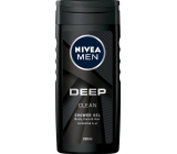 Nivea Men Deep shower gel 250 ml