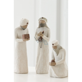 Willow Tree - The Three Kings Watching the star and find the light of the world The highest figure is 21 cm