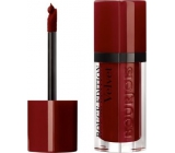 Bourjois Rouge Edition Velvet liquid lipstick with a matte effect 19 Jolie-De-Vin 7.7 ml