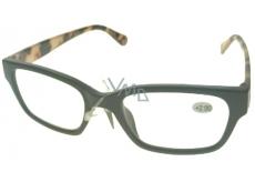 Eyeglasses + 2 black tiger sides ER4198