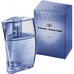 Tom Tailor Man EdT 75 ml eau de toilette Ladies