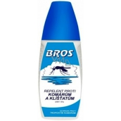 Bros mosquito and tick repellent 100 ml