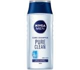 Nivea Men Pure Clean šampon na vlasy pro muže 250 ml