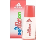 Adidas Fun Sensation EdT 50 ml eau de toilette Ladies