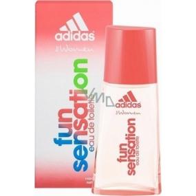 Adidas Fun Sensation EdT 50 ml eau de toilette Ladies