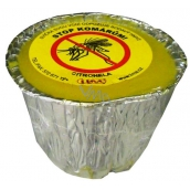 Lima Citronela against mosquito fragrance repellent candle 115 g