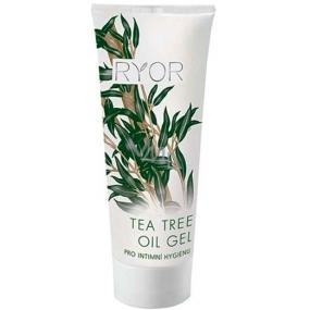 Ryor Tea Tree Oil gel for intimate hygiene 200 ml