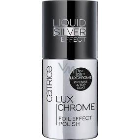 Catrice LuxChrome Foll Effect nail polish