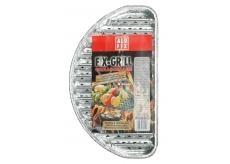Alufix Fix-Grill 4-piece grill trays
