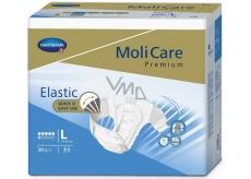 MoliCare Premium Elastic 6 drops L 110-150 cm diaper pants for medium to severe incontinence 30 pieces