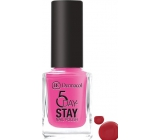Dermacol 5 Day Stay Long-lasting nail polish 36 First Class 11 ml