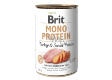 Brit Mono Protein 400g Turkey + Sweet Potato